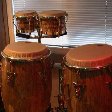 LP Congas, LP Bongos, Giovanni model