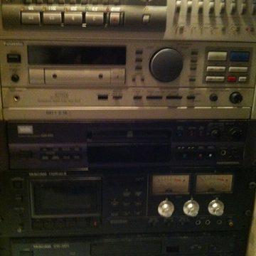 Recording Decks