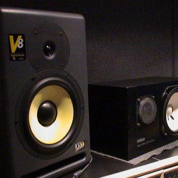 Reference and studio monitors